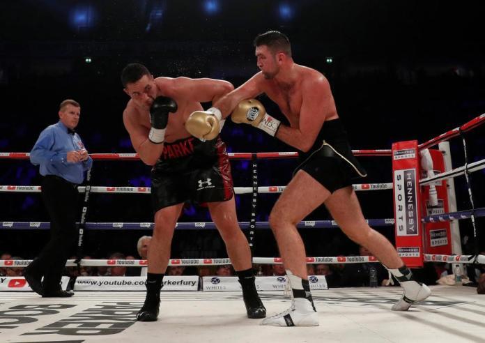 Schwacher Schwergewichtskampf zwischen Titelverteidiger Joseph Parker und dem Nr. Herausforderer Hughie Fury und ein genauso schwaches Urteil.