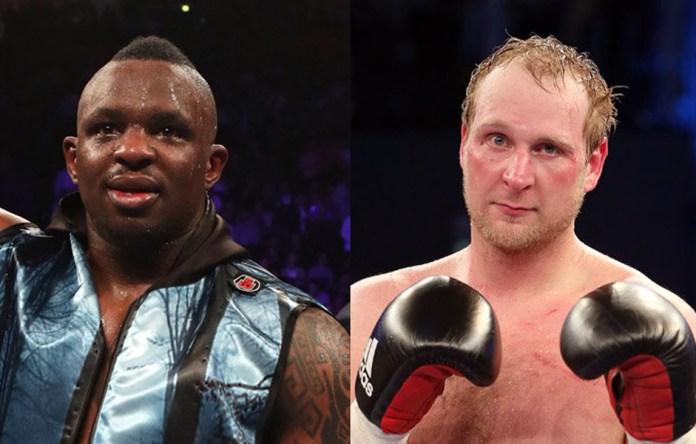 Mit dem Kampf von Dillian Whyte vs. Robert Helenius gibt es am 28. Oktober in Cardiff, Wales eine weitere Schwergewichtsattraktion.
