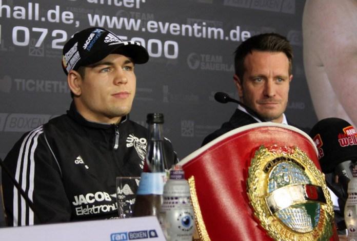feigenbutz vs liebenberg Pressekonferenz