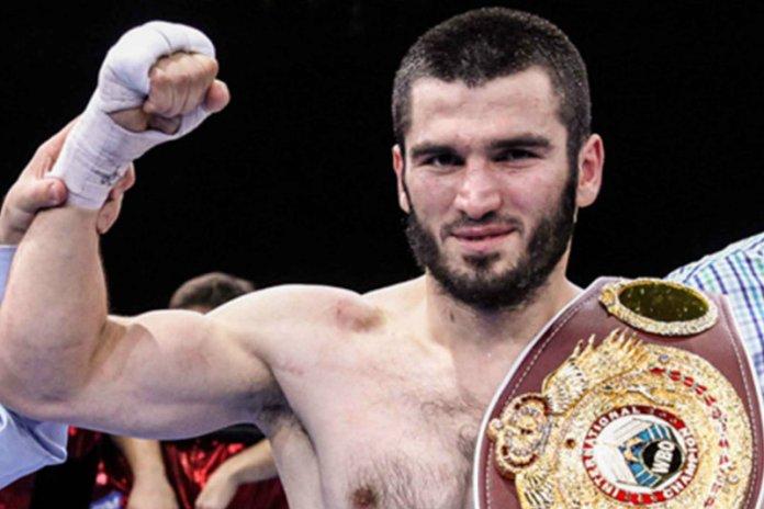 IBF Weltmeister Artur Beterbiev