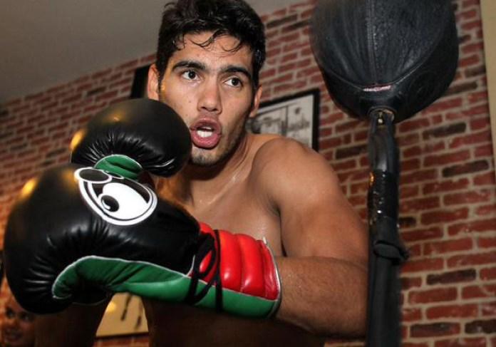 """Ein weiterer Wunschgegner von """"Bolivita"""" ist der mexikanische WBO Champiom Gilberto """"Zurdo"""" Ramirez"""