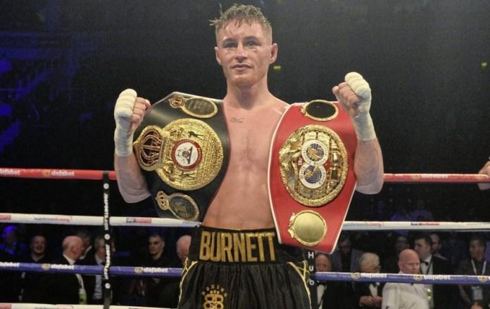 Ryan Burnett hält gegenwärtig den WBA-Super ChampTitel im Bantamgewicht