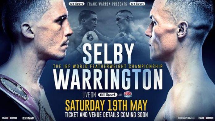 Selby vs Werrington Poster