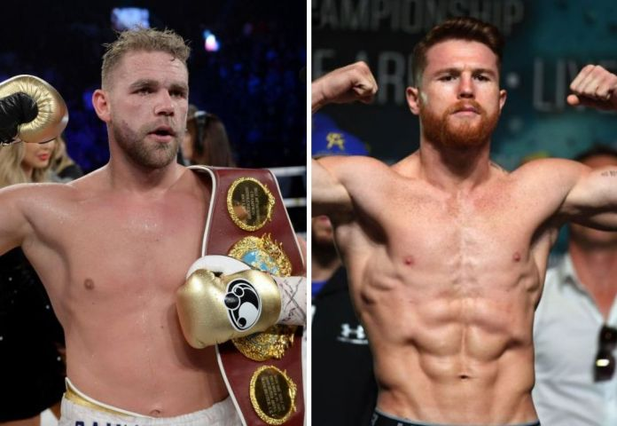 saunders-canelo-collage