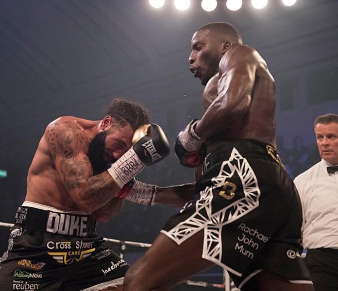 Luke Watkins vs. Lawrence Okolie2