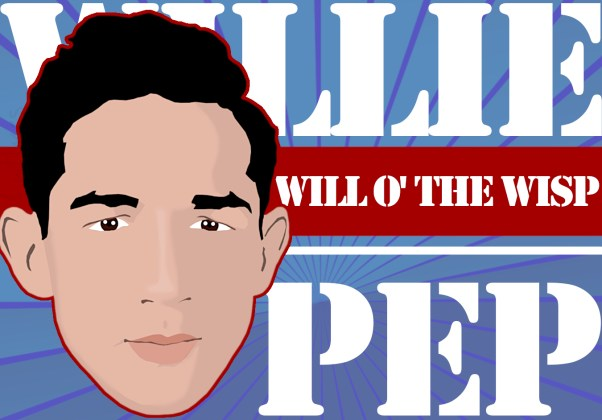 Willie Pep, Will o' the Wisp
