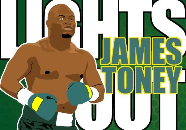 James Toney, Lights Out