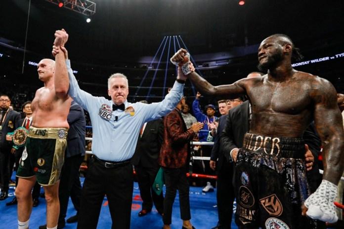 Am Ende des ersten Kampfes zwischen Wilder vs Fury stand ein kontroverses Unentschieden.