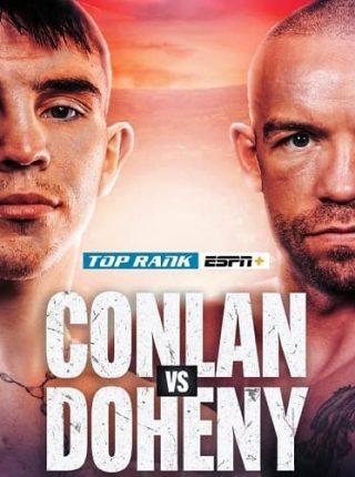 Michael Conlan gegen TJ Doheny Poster