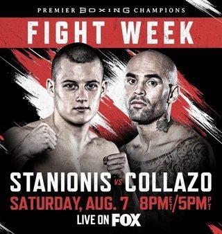 Staionis vs Callazo Poster