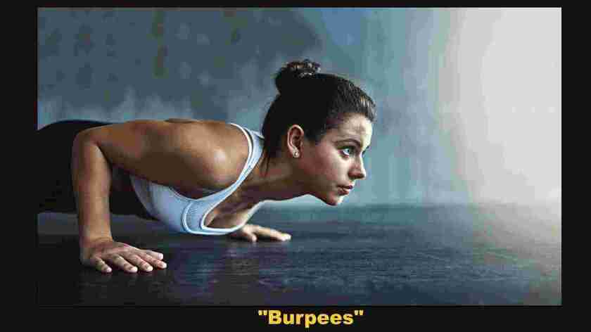 Burpees boxer
