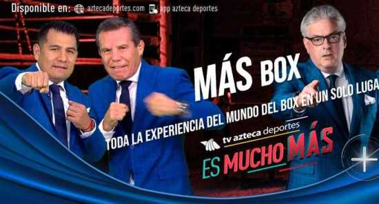 Ver Box Azteca hoy Sábado 24 de Julio del 2021