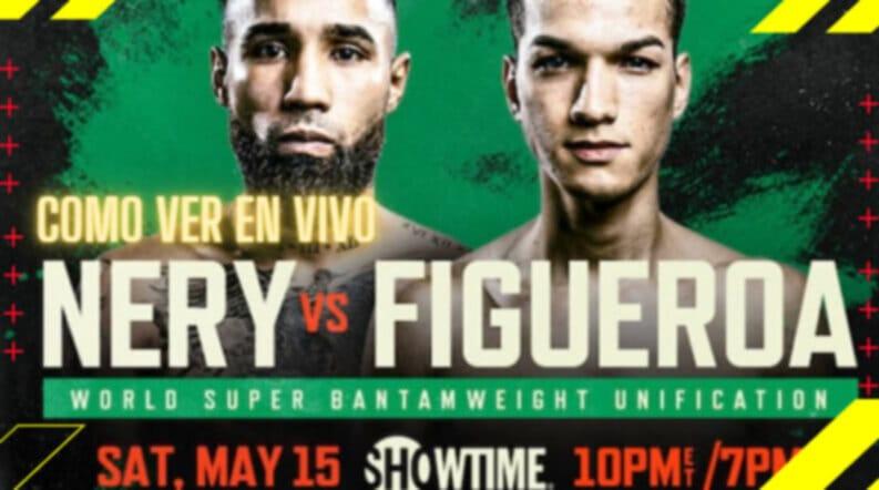 Como ver en Vivo Online Gratis Luis Nery vs Brandon Figueroa