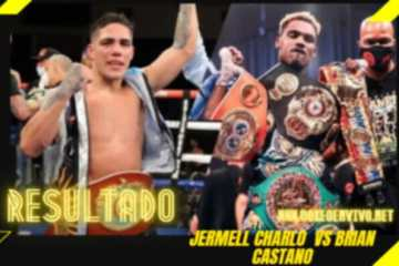Resultado de la pelea Jermell Charlo vs Brian Castano