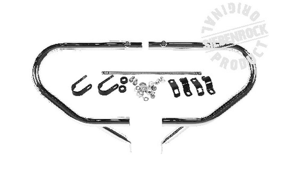 /7 Cylinder protection Set, chrome Plated (#4671834) 1977