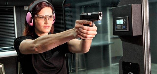 Pistolskytte i Stockholm - Provskjut kända vapen Image