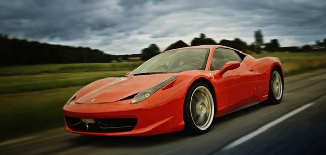 Kör Ferrari eller Lamborghini 8-10 km i Stockholm Image