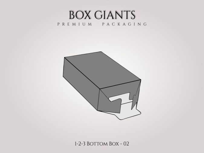 1-2-3 Bottom Boxes