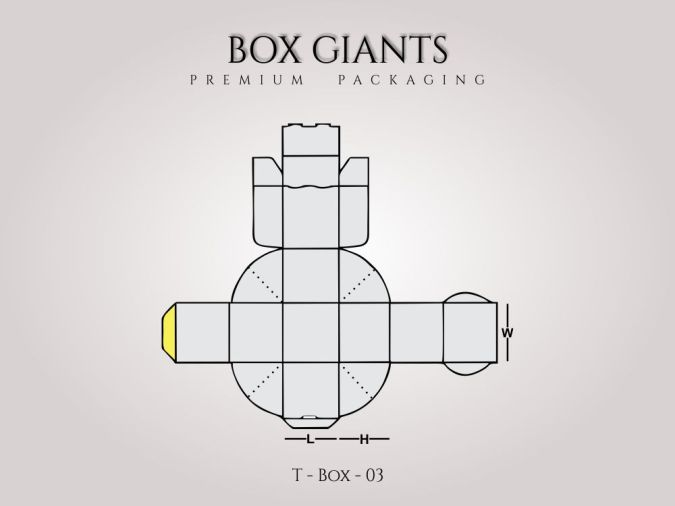 Custom Printed T-Boxes