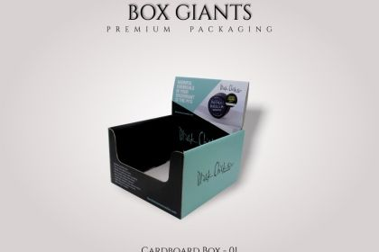 Custom Printed Cardboard Boxes