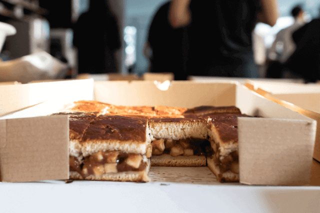 Custom Printed Pie Boxes