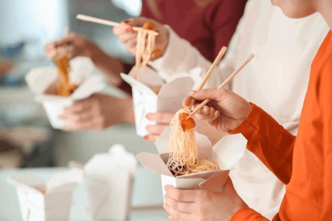 Box Giants Noodle Boxes