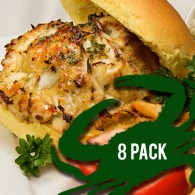 Order some Box Hill crab cakes and try one of these creative ways to serve them!
