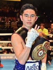 日本人ボクサーの戦闘能力を検証する 井岡一翔、高山勝成、原隆二