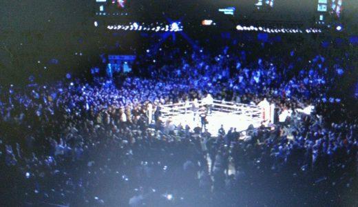 ケル・ブルックが1年2か月ぶりの復帰戦でKO勝ち VSマーク・デルーカ(WBOインターコンチネンタルS・ウェルター級王座決定戦)DAZNで配信
