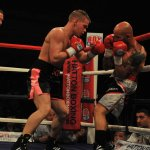 Boxing Sheffield Ponds Forge 08