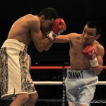 Boxing Sheffield Ponds Forge 09
