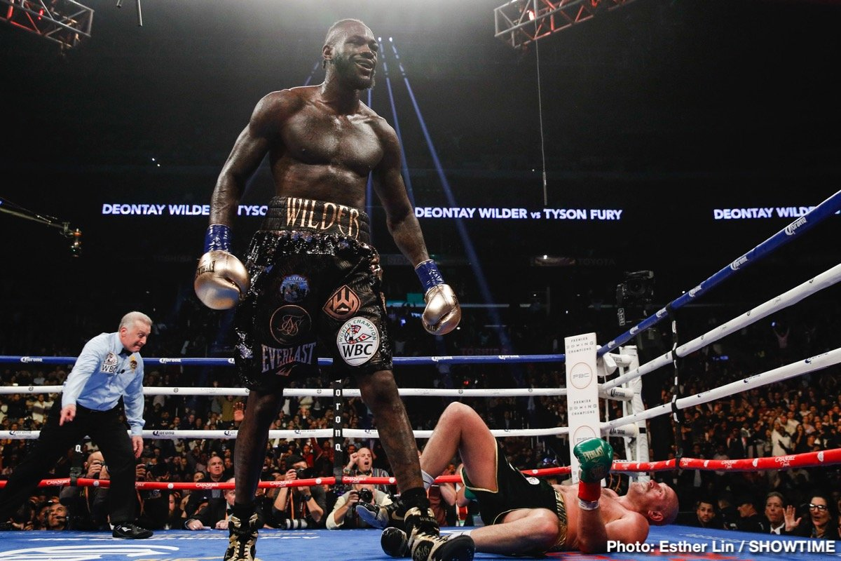 Tyson Fury Vs. Deontay Wilder III To Takes Place On July 24th – Say Bob Arum