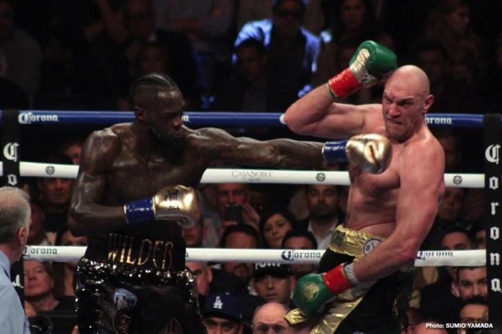 "Tyson Fury's ex-trainer believe Wilder will be ""Dangerous"" in trilogy"
