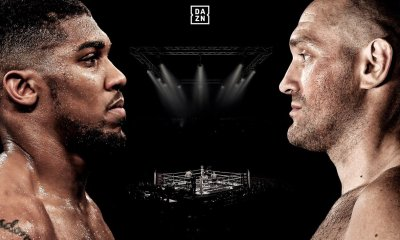 Anthony Joshua and Tyson Fury sign deal for two fights