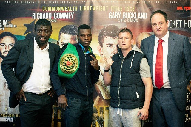 Commey and Buckland