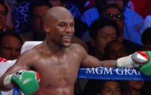 Boxing Results 2014 - Floyd Mayweather beats Marcos Maidana twice