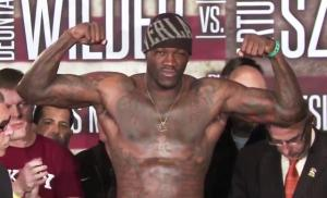 Deontay Wilder will clash with Luis Ortiz in November