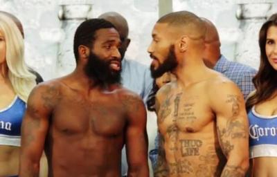 Broner vs Theophane will headline tonight's PBC boxing card