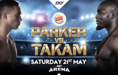 Parker vs Takam will be headlining a New Zealand card on Saturday night