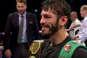 Jorge Linares is set to defend his title against Luke Campbell