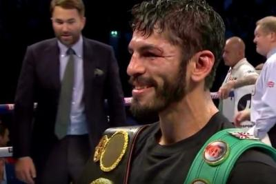 Linares vs Campbell concluded with a narrow Split Decision