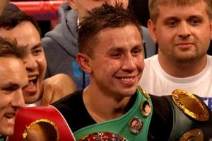 Boxing Rankings Pound for Pound - Gennady Golovkin rises to No.1