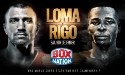 Lomachenko vs Rigondeaux clash in this weekend's TV Schedule