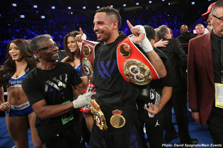 Image result for andre ward vs sergey kovalev