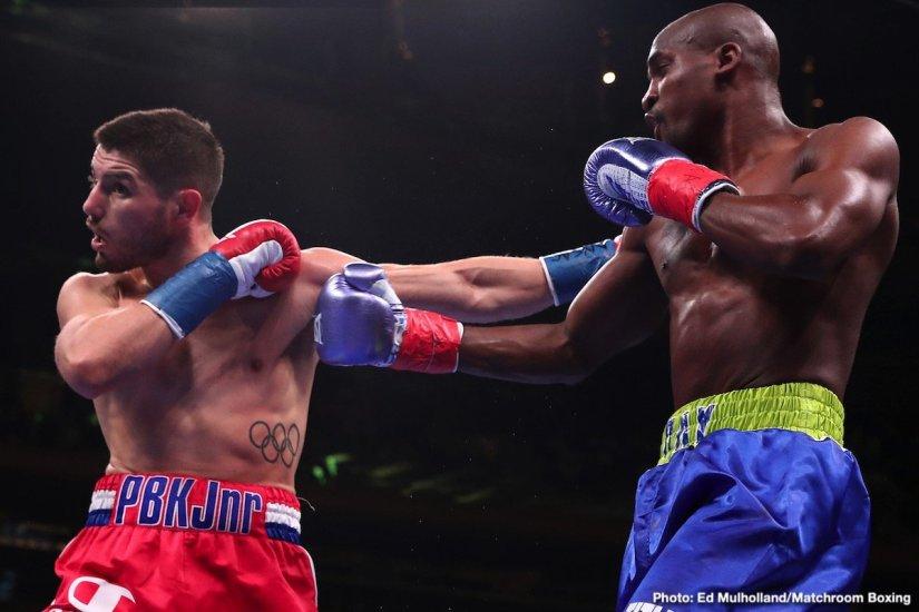 Latest Avanesyan vs. Kelly David Avanesyan Josh Kelly Matchroom Boxing