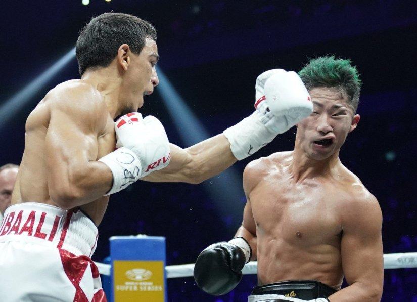 Naoya Inoue Nonito Donaire Inoue vs. Oabaali Nordine Oubaali Takuma Inoue