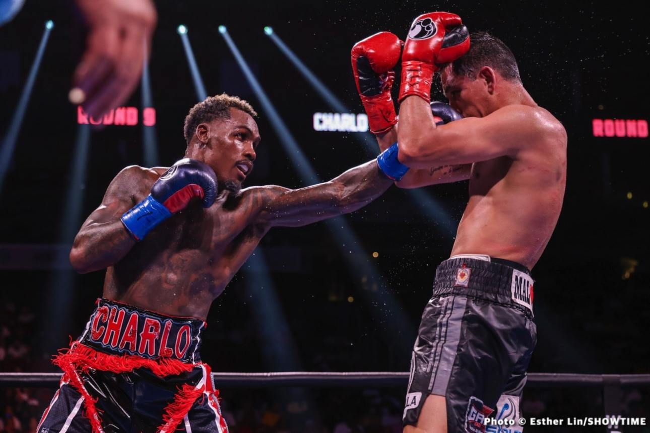 Saul Alvarez says  that he is ready to fight with Jermall Charlo