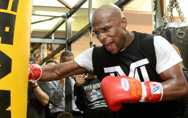 Floyd Mayweather Training Routine