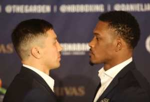 GGG vs Jacobs Faceoff