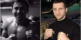 carl froch new nose